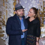 Fashion Week : Clovis Cornillac et Lilou Fogli, amoureux chez Alexis Mabille