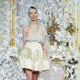 Défilé haute couture Alexis Mabille printemps-été 2014 à l'Hôtel d'Evreux. Paris, le 20 janvier 2014.