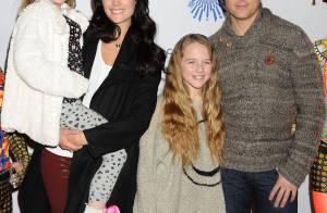 Peter Facinelli avec ses filles : Papa amoureux face à Neve Campbell, in love
