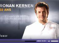 Ronan Kernen (Top Chef 2011), amoureux : ''Je suis en couple depuis deux ans !''