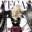Britney Spears dans le magazine Vegas - édition de février 2014.