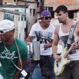 Vai na Fé de EdCity en featuring avec Ronaldinho - janvier 2014.