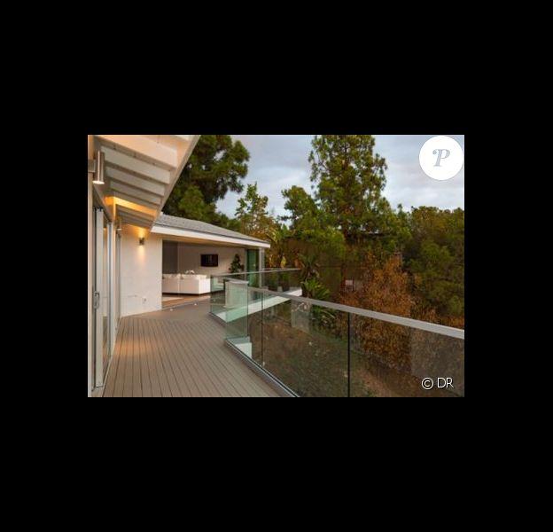 Chord Overstreet, de la série Glee, s'est offert cette maison située à Hollywood pour la somme de 1,3 millions de dollars.