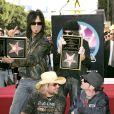 Mötley Crüe à Los Angeles le 25 janvier 2006.