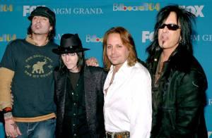 Mötley Crüe : Le fameux groupe metal de Tommy Lee dit stop après 33 ans d'excès