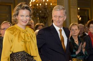 Roi Philippe de Belgique : En famille pour son grand oral devant les autorités
