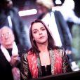 Pauline Ducruet lors de la remise des prix du 3e Festival international de cirque New Generation, le 2 février 2014 à Monaco.