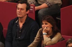 Jean-Luc Reichmann : Sortie sportive avec son inséparable compagne Nathalie