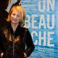 Nicole Garcia lors de la première du film Un Beau Dimanche à Paris, le 3 février 2014.