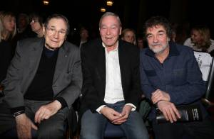 Robert Hossein, Anna Karina et Olivier Marchal... Lauréats des Prix Henri-Langlois