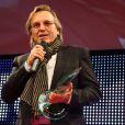 """Alexandre Arcady - Clôture des """"Rencontres Internationales du Cinéma"""" et remise des Prix Henri-Langlois à Vincennes le 3 février 2014."""