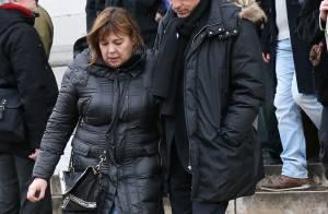 François Cavanna : Des obsèques poignantes, Michèle Bernier et Bruno Gaccio unis