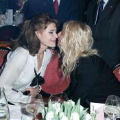 Fanny Ardant et Sandrine Kiberlain : Un bisou avant de s'affronter aux César