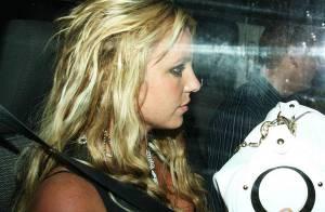 PHOTOS : Quand Britney Spears joue à 'Cache-Sac' !