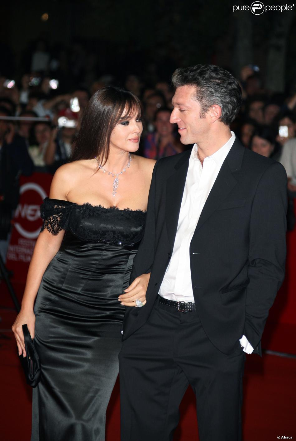 Couples mythiques divorcés : Monica Bellucci et Vincent Cassel