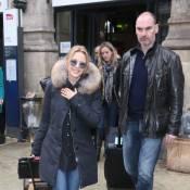 Kylie Minogue : Une Saint-Valentin surprise et sensuelle... à Paris