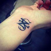 Malin Akerman : Obligée de modifier son tatouage après son divorce