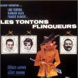 Les Tontons flingueurs   de  Georges Lautner  (1963). Ce long métrage attire 3,3 millions de spectateurs, une belle réussite face au contexte de la critique. Débarquant à l'heure de la Nouvelle Vague, il avait surtout été esquinté par les journalistes. Il faudra attendre que ses répliques entrent dans la mémoire collective pour qu'il acquiert le statut qu'on lui connaît.