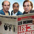 La bande-annonce du film Les Trois Frères, le retour, en salles depuis le 12 février 2014. En cinq jours, il frôle le million d'entrées, alors que les critiques sont très mauvaises