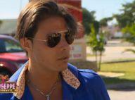 Giuseppe Ristorante : Pauvre, le macho est forcé de vendre ses vêtements !