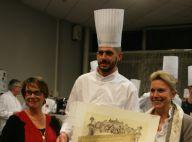Top Chef 2014 - Jérémy Brun : Le beau gosse déjà gagnant !