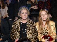 Catherine Deneuve, Frédéric Beigbeder en couple : Pluie de stars au défilé Etam
