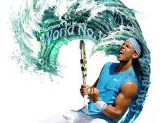 PHOTOS : Rafael Nadal, un numéro un mondial en or massif !