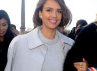 Jessica Alba rayonne à Paris : Star de la Fashion Week, elle continue son défilé