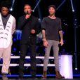La battle de Spleen et Pierre dans The Voice 3 sur TF1 le samedi 29 février 2014