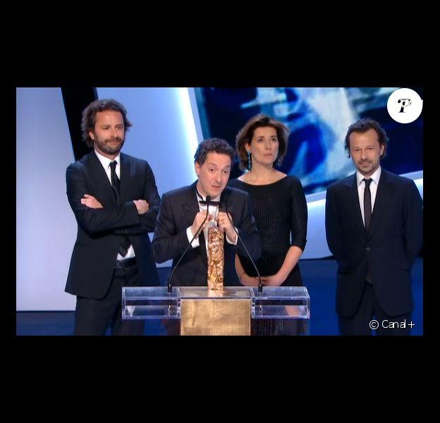 Guillaume Gallienne, réalisateur et acteur des Garçons et Guillaume à table, César du meilleur film - 28 février 2014