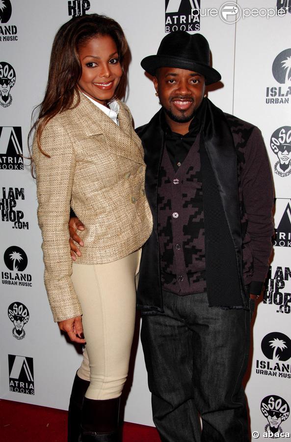 Jermaine et Janet Jackson