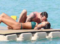 Sonia Rolland et Jalil Lespert, l'amour fou : Soleil, mer et baisers fougueux