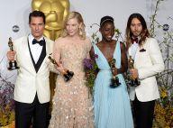 Oscars 2014, le palmarès : 7 prix pour Gravity et 12 Years a Slave meilleur film
