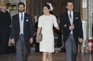 Princesse Leonore: La famille royale de Suède célèbre bébé à la chapelle royale