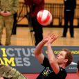 """"""" Le prince Harry au Queen Elizabeth Park le 6 mars lors de l'annonce officielle des 1ers Invictus Games, jeux paralympiques militaires qui se tiendront du 10 au 14 septembre 2014. """""""