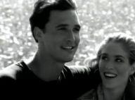 Matthew McConaughey, 22 ans avant l'Oscar : Séducteur dans un clip kitsch
