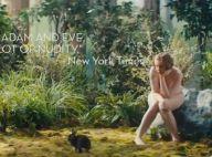 Lena Dunham : La star de Girls, totalement nue, faire rire et choque le public