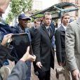 lors de son procès pour meurtre devant la Haute cour de Pretoria, le 10 mars 2014