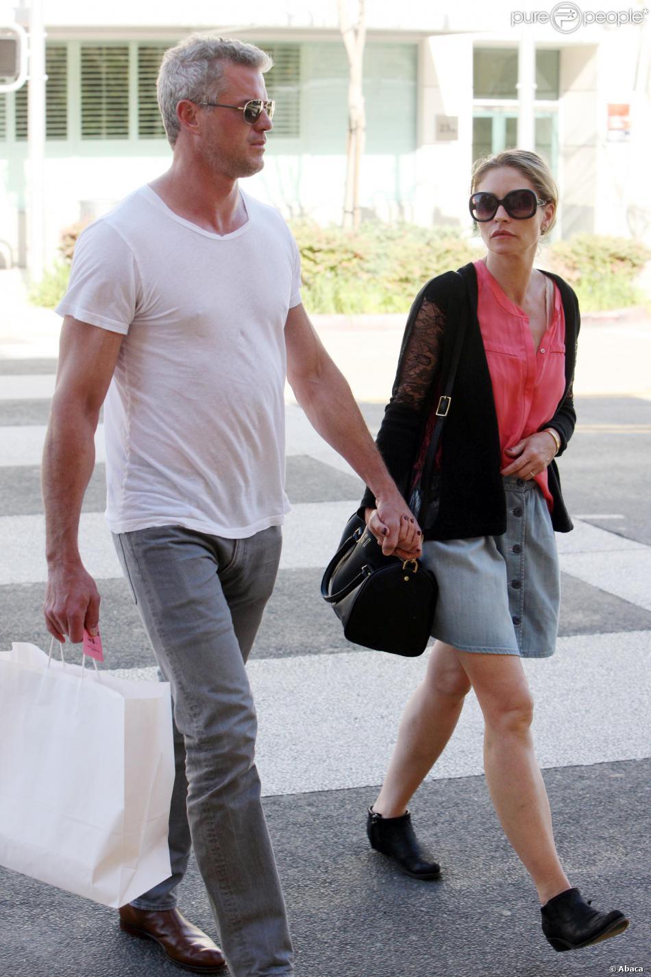 Rebecca Gayheart couple