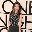 "Emily Ratajkowski - People à la soiree ""Armani One Night Only New York Party"", le 24 octobre 2013."