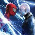 Affiche du film The Amazing Spider-Man - Le Destin d'un héros, en salles le 30 avril 2014