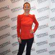 """Emmanuelle Boidron lors de l'avant-première de """"Dancing in Jaffa"""" au Festival 2 Valenciennes Cinéma 2014 à Valenciennes le 18 mars 2014"""