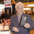 Guy Bedos à la 34e édition du Salon du Livre à Paris, Porte de Versailles, le 22 mars 2014.
