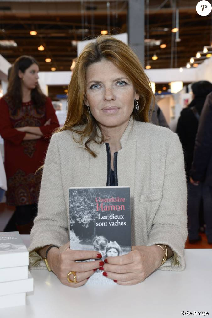 Gwendoline hamon la 34e dition du salon du livre for Salon porte de versailles 2014