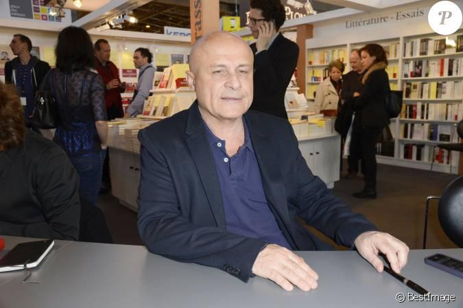 Olivier poivre d 39 arvor la 34e dition du salon du livre for Salon d esthetique porte de versaille