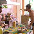 """""""Les Marseillais à Rio"""", épisode du 25 mars 2014 diffusé sur W9."""