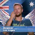 Benjamin ( Les Anges de la Télé-Réalité 6  - épisode diffusé le vendredi 28 mars 2014.)