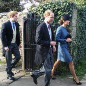 Kate Middleton, William et Harry: Copycat et ex-copines au mariage de Lucy Meade