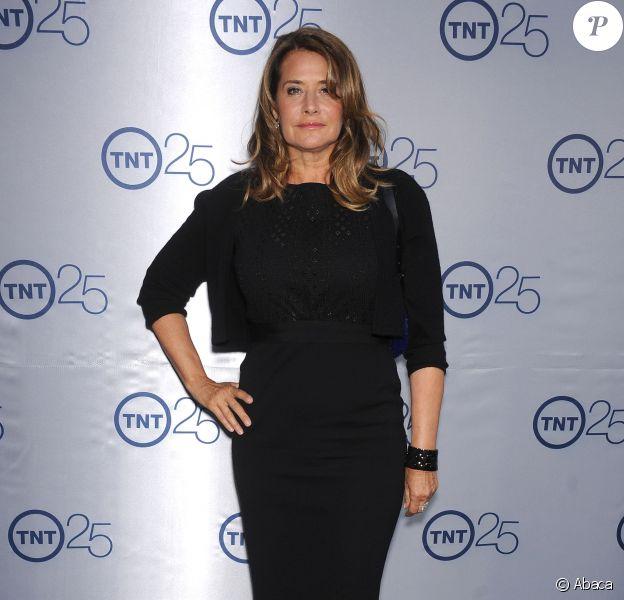 Lorraine Bracco à la soirée TNT'S 25th Anniversary TCA Party à Los Angeles, le 24 juillet 2013.