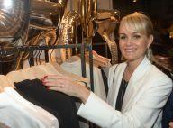 Laeticia Hallyday : Radieuse en séance shopping pour son amie Sarah Lavoine